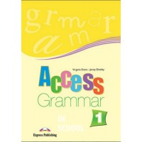 ACCESS 1 GRAMMAR ISBN: 9781846794261