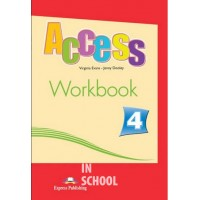 ACCESS 4 WORKBOOK INTERNATIONAL ISBN: 9781848620322