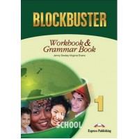 BLOCKBUSTER 1 WORKBOOK & GRAMMAR INTERNATIONAL ISBN: 9781844667178