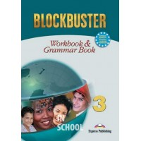 BLOCKBUSTER 3 WORKBOOK & GRAMMAR INTERNATIONAL ISBN: 9781845587550