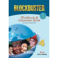 BLOCKBUSTER 4 WORKBOOK & GRAMMAR INTERNATIONAL ISBN: 9781846792717