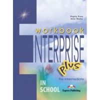 ENTERPRISE PLUS PRE-INT. WORKBOOK S'S ISBN: 9781843258148