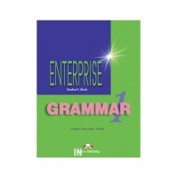 ENTERPRISE 1 GRAMMAR S'S ISBN: 9781903128732