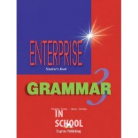 ENTERPRISE 3 GRAMMAR S'S ISBN: 9781903128770
