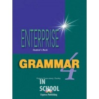 ENTERPRISE 4 GRAMMAR S'S ISBN: 9781903128794
