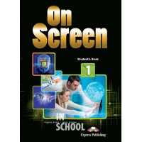 ON SCREEN 1 STUDENT'S BOOK (INTERNATIONAL) ISBN: 9781471534751