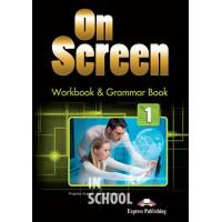 ON SCREEN 1 WORKBOOK AND GRAMMAR BOOK  (INTERNATIONAL) ISBN: 9781471534775