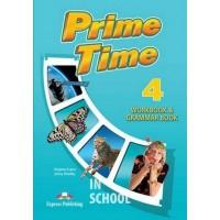 PRIME TIME 4 WORKBOOK & GRAMMAR BOOK (INTERNATIONAL) ISBN: 9781471500220
