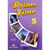 Prime Time 5 WB+Grammar ISBN: 9781471503221