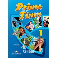 PRIME TIME 1 STUDENTS BOOK INTERNATIONAL ISBN: 9781780984421
