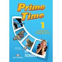 PRIME TIME 1 WORKBOOK  & GRAMMAR (INTERNATIONAL) ISBN: 9781780984438