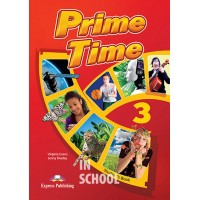 PRIME TIME 3 STUDENTS BOOK INTERNATIONAL ISBN: 9781780984483