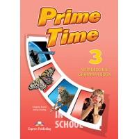 PRIME TIME 3 WORKBOOK & GRAMMAR BOOK ISBN: 9781780984490