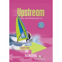 UPSTREAM PRE-INTERMEDIATE S'S ISBN: 9781844665730