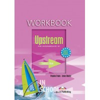 UPSTREAM PRE-INTERMEDIATE WORKBOOK S'S ISBN: 9781845584092