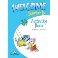 WELCOME STARTER b ACTIVITY ISBN: 9781845580766
