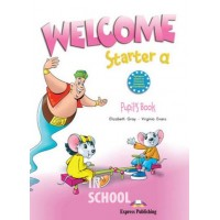 WELCOME STARTER a S'S ISBN: 9781845582531