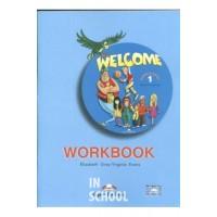 WELCOME 1 WORKBOOK ISBN: 9781903128015