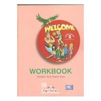 WELCOME 2 WORKBOOK ISBN: 9781903128206