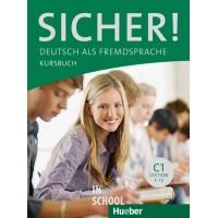 Sicher! C1, Kursbuch ISBN: 9783190012084