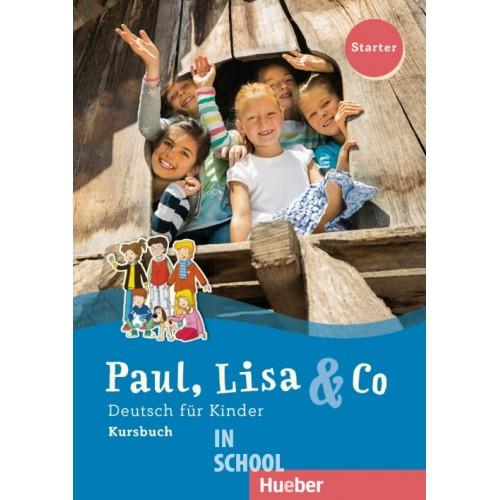 Paul, Lisa & Co Starter, Kursbuch ISBN: 9783190015597