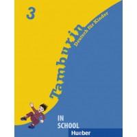 Tamburin 3, Lehrbuch, Deutsch für Kinder ISBN: 9783190015795