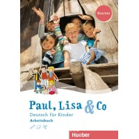 Paul, Lisa & Co Starter, Arbeitsbuch ISBN: 9783190115594