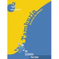 Tamburin 3, Arbeitsbuch, Deutsch für Kinder ISBN: 9783190115792