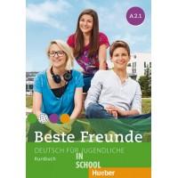 Beste Freunde A2/1, Kursbuch ISBN: 9783193010520