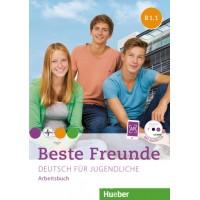 Beste Freunde B1/1, Arbeitsbuch mit CD-ROM ISBN: 9783193610539