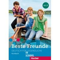 Beste Freunde A1/2, Kursbuch ISBN: 9783195010511