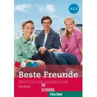 Beste Freunde A2/2, Kursbuch ISBN: 9783195010528