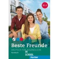 Beste Freunde B1/2, Kursbuch ISBN: 9783195010535