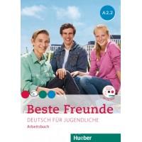 Beste Freunde A2/2, Arbeitsbuch mit CD-ROM ISBN: 9783195610520