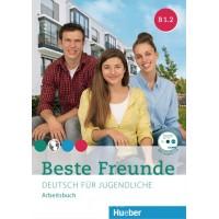 Beste Freunde B1/2, Arbeitsbuch mit CD-ROM ISBN: 9783195610537
