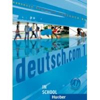 Deutsch.com 1, Kursbuch ISBN: 9783190016587