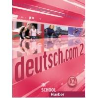 Deutsch.com 2, Kursbuch ISBN: 9783190016594