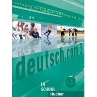 Deutsch.com 3, Kursbuch ISBN: 9783190016600