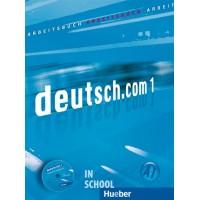 Deutsch.com 1, Arbeitsbuch mit Audio-CD zum Arbeitsbuch ISBN: 9783190116584