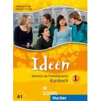 Ideen 1, Kursbuch ISBN: 9783190018239