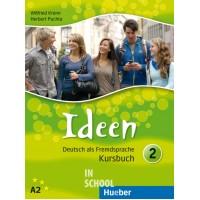 Ideen 2, Kursbuch ISBN: 9783190018246