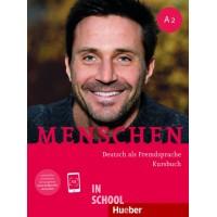 Menschen A2, Kursbuch mit DVD-ROM ISBN: 9783191019020