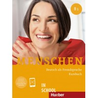 Menschen B1, Kursbuch mit DVD-ROM ISBN: 9783191019037