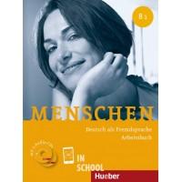 Menschen B1, Arbeitsbuch mit 2 Audio-CDs ISBN: 9783191119034