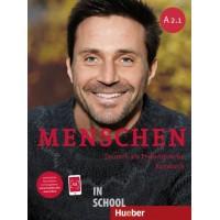 Menschen A2/1, Kursbuch mit DVD-ROM ISBN: 9783193019028