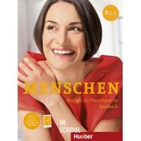 Menschen B1/1, Kursbuch mit DVD-ROM ISBN: 9783193019035