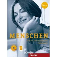 Menschen B1/1, Arbeitsbuch mit 2 Audio-CDs ISBN: 9783193119032