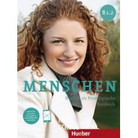 Menschen B1/2, Kursbuch mit DVD-ROM ISBN: 9783195019033