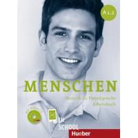 Menschen A1/2, Arbeitsbuch mit 2 Audio-CDs ISBN: 9783195119016