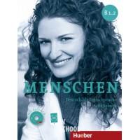 Menschen B1/2, Arbeitsbuch mit 2 Audio-CDs ISBN: 9783195119030